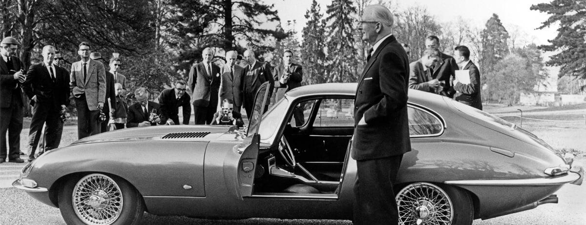 "Jaguar Classic bude slavit 60 let E-Type v 2021 uvedením ""Tribute"" edice vozu"